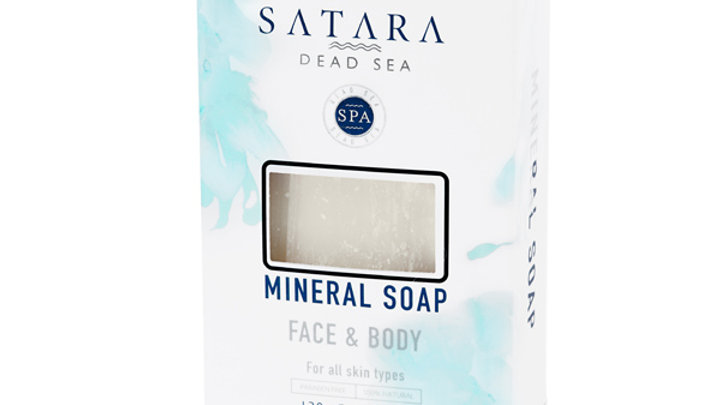 NATURAL MINERAL SOAP Face & Body