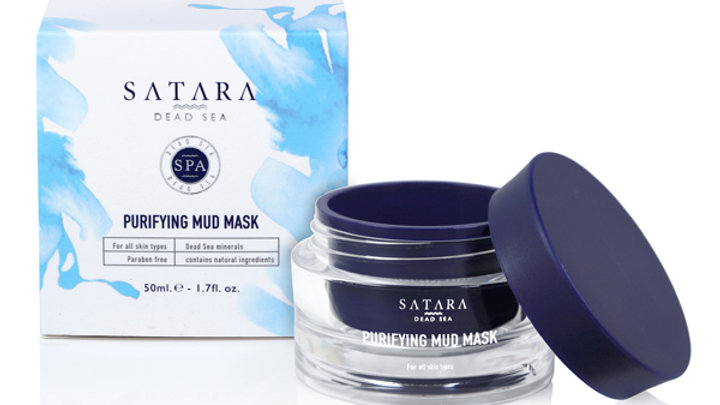 PURIFYING MUD MASK for all skin types