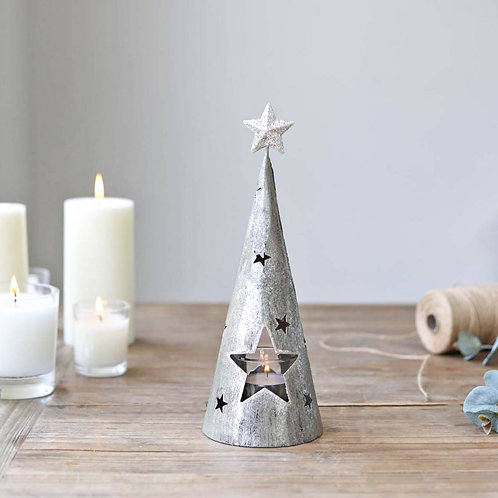 Magical Star Tree Candle Holder
