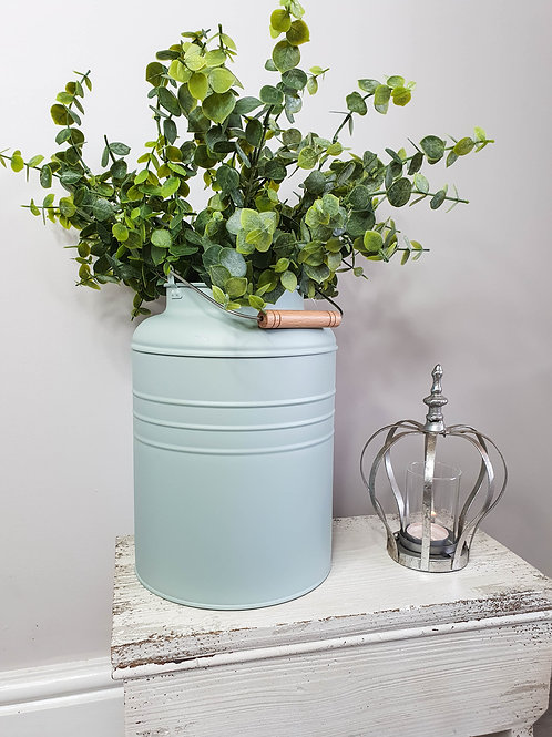 Sage Zinc Milk Churn With Handle
