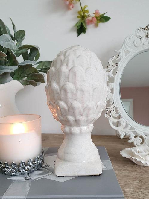 French Inspired White Artichoke