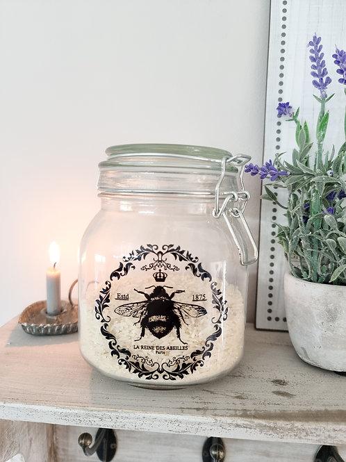 Vintage Style Queen Bee Jar