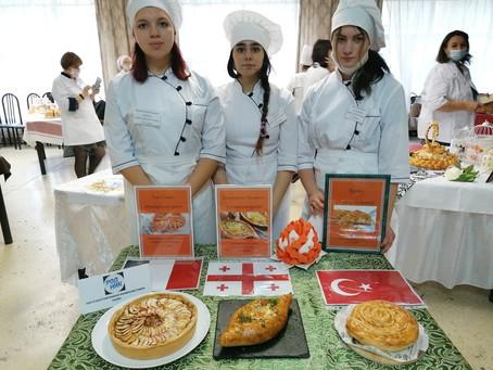 VIII Международный фестиваль «Мастерство, творчество, поиск молодых в кулинарном искусстве»