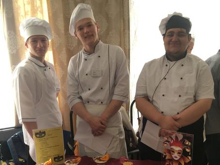 Мастерство, творчество, поиск молодых в кулинарном искусстве