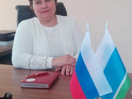 Поздравление с окончанием техникума от директора И.А. Заволоко