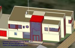 Edificio Principal Bomberos Mazarrón