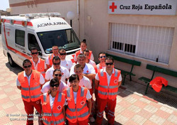para prensa noticias Cruz Roja