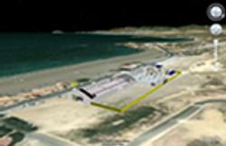 Vista aerea Bolnuevo con Fotogenio
