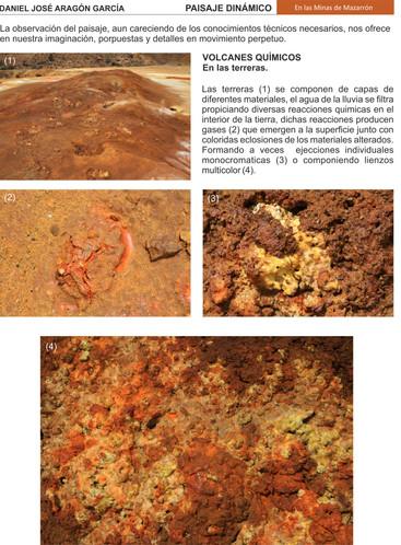 Cartel Volcanes
