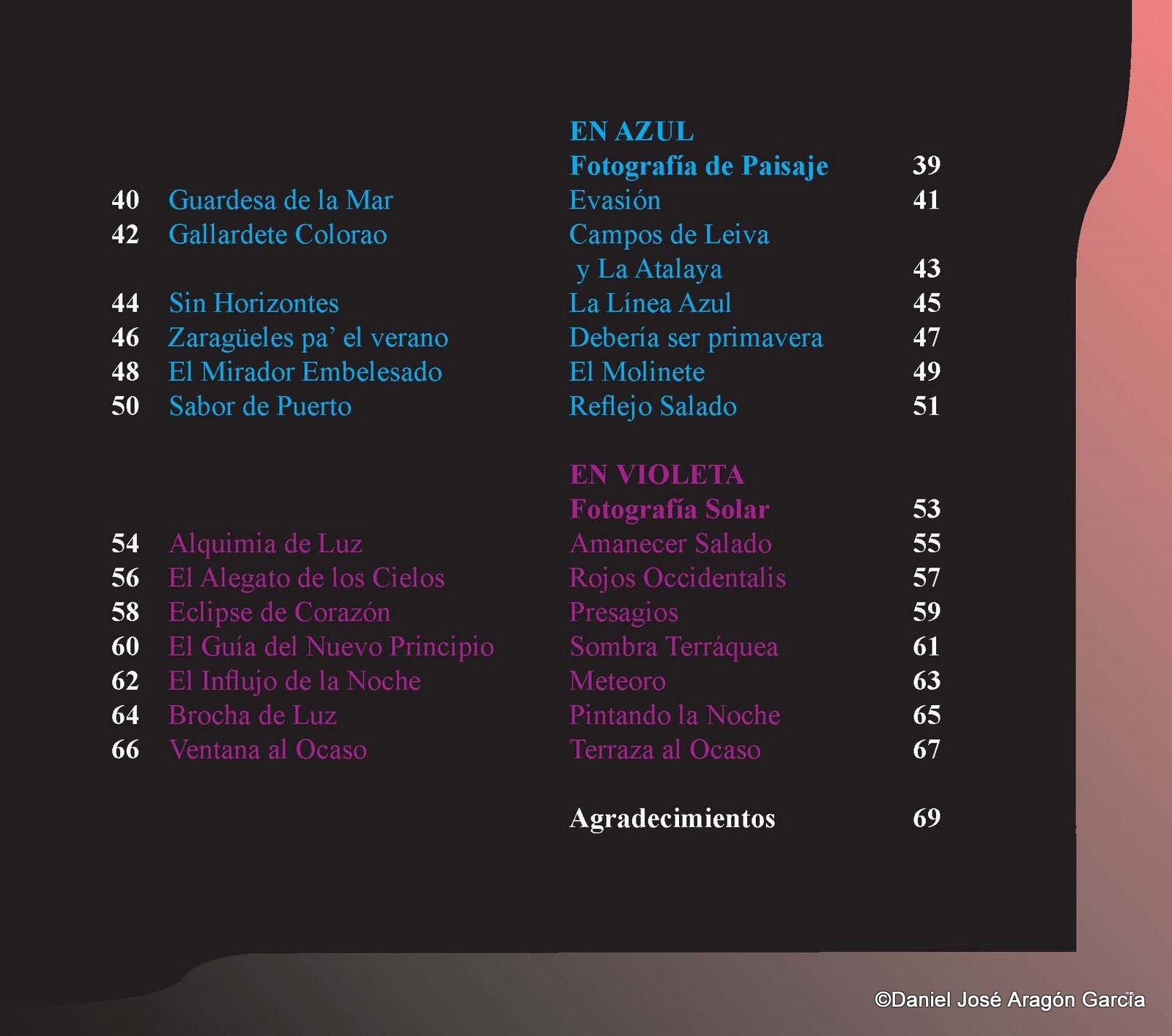 indice2-Alquimia de Luz