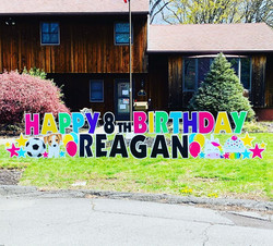 Reagan rainbow