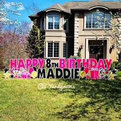 Maddie 8 pink