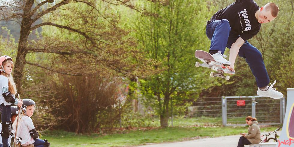 Pfingstferien Skateboard Kurs Nr. 3