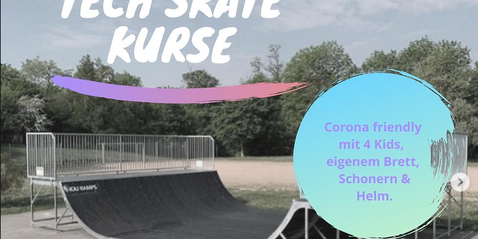 Tech Skaten mit Chrissy