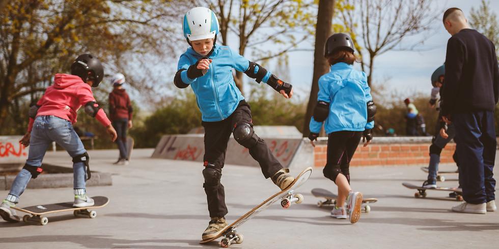 Osterferien Skateboard Kurs II