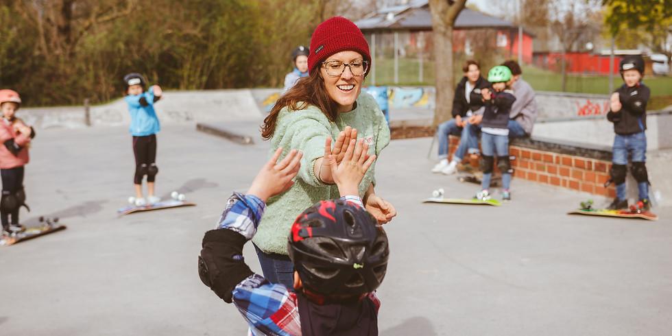 Osterferien Skateboard Kurs III