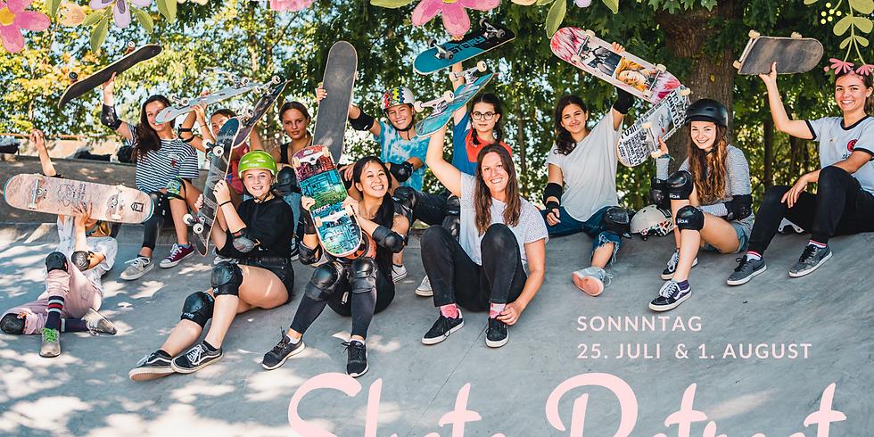 Skate Retreat für Frauen - Skaten & Kunst