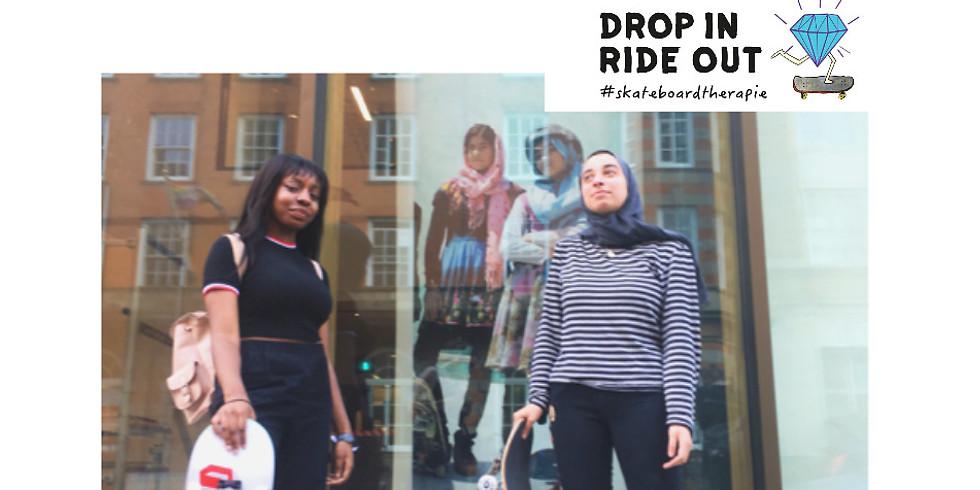 Drop In Ride Out Gruppe für Frauen mit Migrationshintergrund