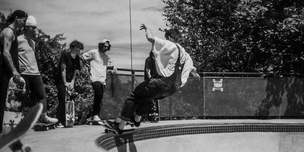 Skate Kurs für Fortgeschrittene mit Yair & Tom