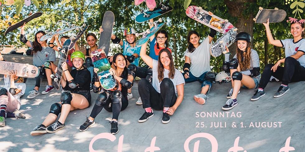 Skate Retreat für Frauen - Thema: Mut