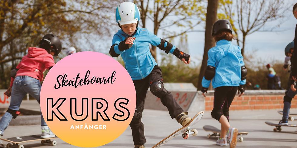 Anfänger Skateboard Kurs mit Tom & Louis