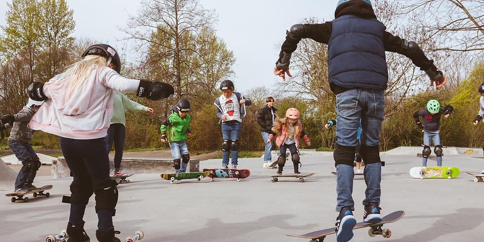 Tech Skaten mit Gabbo