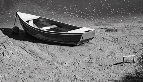 An boat