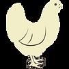 White Chicken Icon