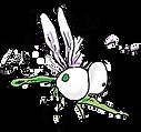 Mosquito illustration