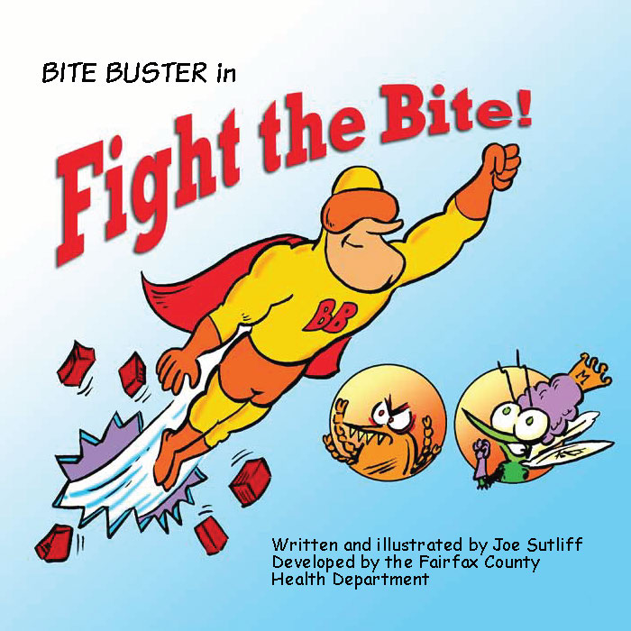 Fight the Bite storybook