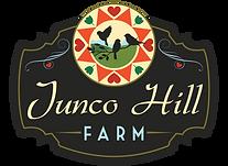 Junko Hill Farm Sign