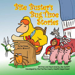 Bite Busters' Bug Time Stories book