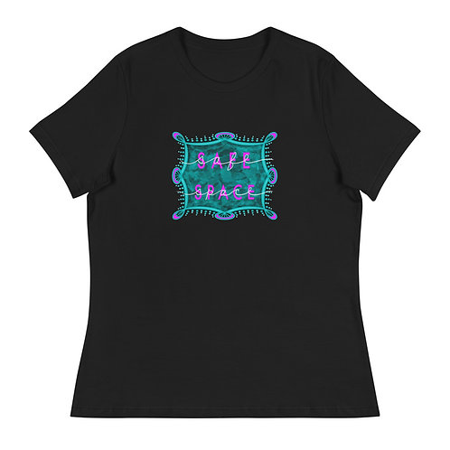 Safe Space: Women's Relaxed T-Shirt