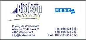 Bodson Outils & Bois
