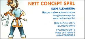 Nett Concept