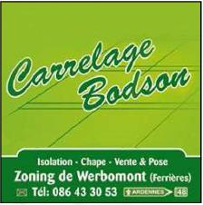 Carrelage Bodson