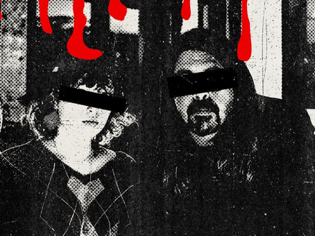 Dave Grohl og datter covret X