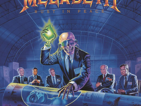 Historien bak: Megadeth - Rust In Peace (1990)