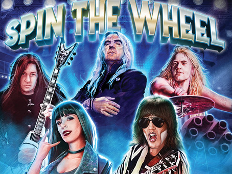 """Vil du """"Spin The Wheel""""?"""