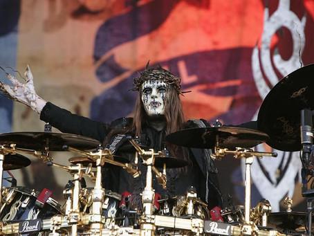 Joey Jordison er død