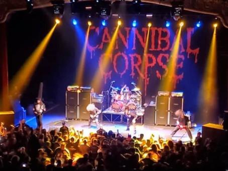 Ny låt fra Cannibal Corpse