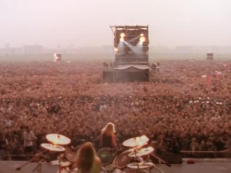 Historien bak: Monsters of Rock 1991
