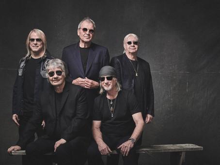Deep Purple til Norge