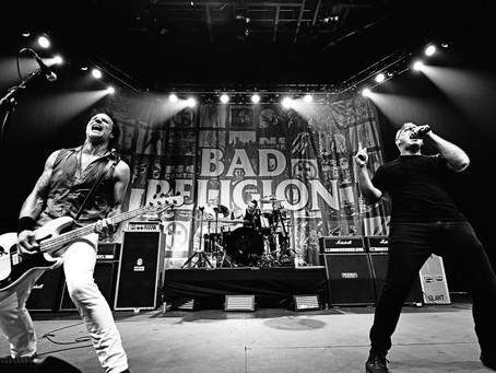 Bad Religion fyller 40 år