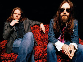 """The Black Crowes med """"ny"""" video"""