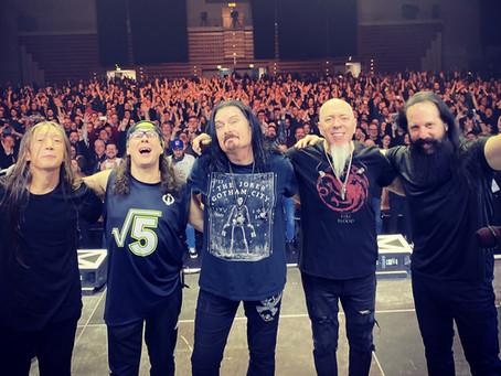 Dream Theater avslører julelåt