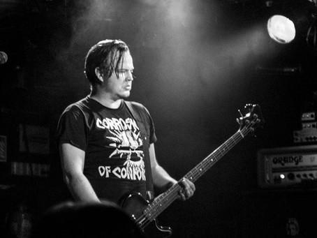 Europe med ny bassist