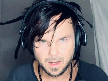 The Rasmus-vokalist med coverlåter