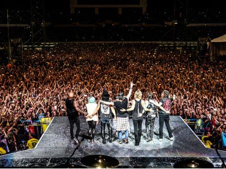 Guns N' Roses til Norge