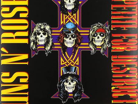 Historien bak: Guns N' Roses - Appetite For Destruction (1987)